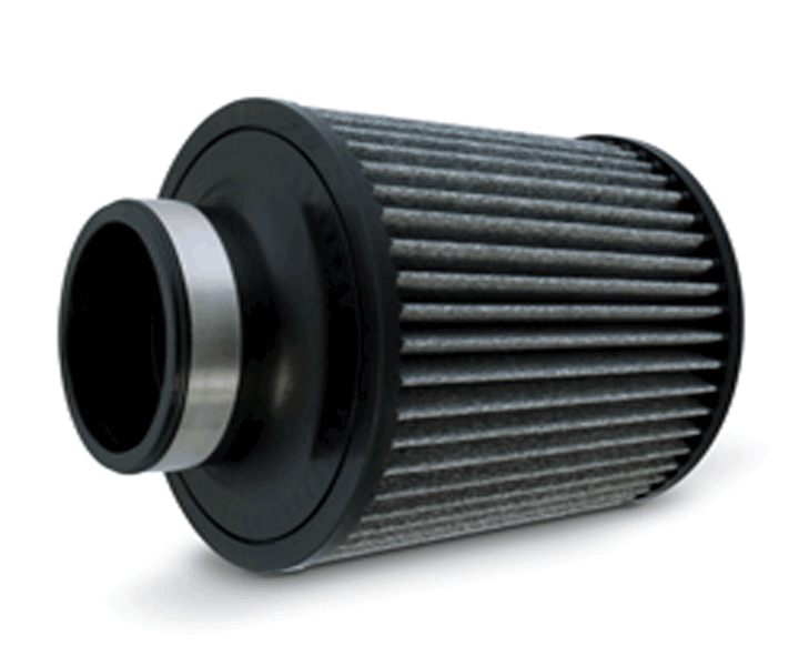 "AEM Dryflow Air Filter - 3"" out, 9"" long"