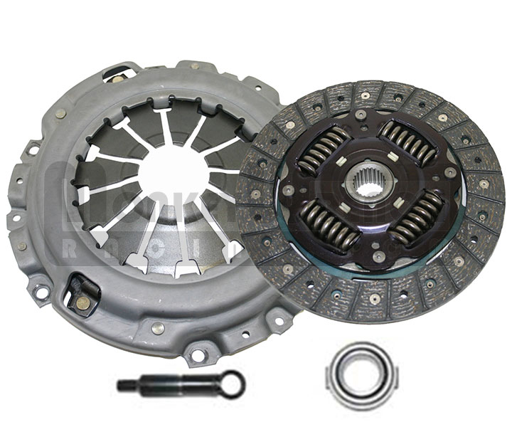 Competition Clutch - 1ZZ/2ZZ All - ST1 Street Stock Replacement
