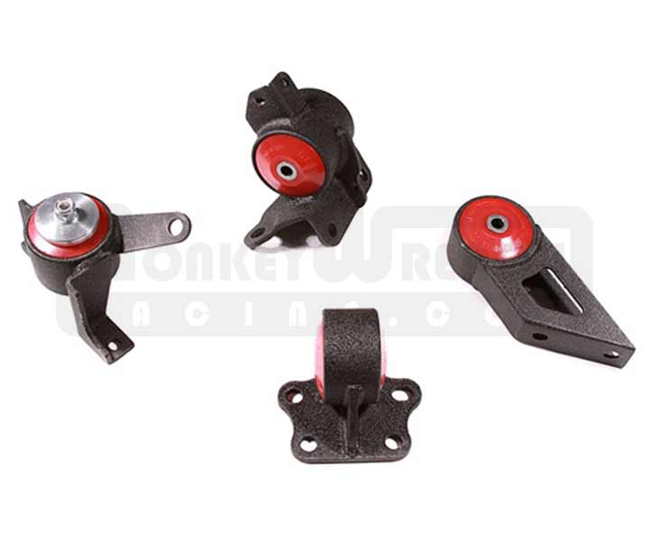 Innovative Engine Mounts Set (4) - 75A - Lotus Elise/Exige All