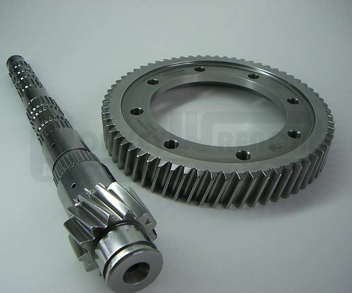 Jubu Racing Final Drive Gear Set - 5.0:1