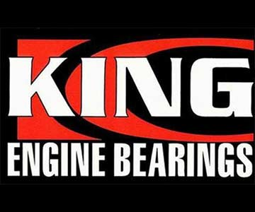 King Performance Main Bearing Set (5) - Toyota 2ZZ-GE - Std