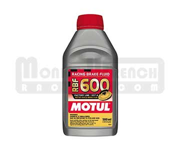 Motul Brake Fluid RBF600 (DOT4) 0.5L