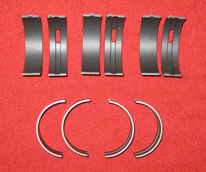 MWR Main Bearing Set - Toyota 1ZZ-FE Std