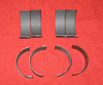 MWR Rod Bearing Set - Toyota 2ZZ-GE Undersize -0.25mm