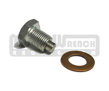 MWR Magnetic Oil Drain Plug - Magnetic - 1ZZ 2ZZ 2GR 2ZR All