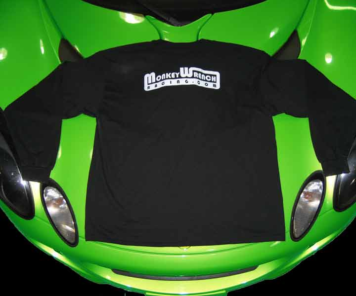 MWR Tee Shirt - Long Sleeve