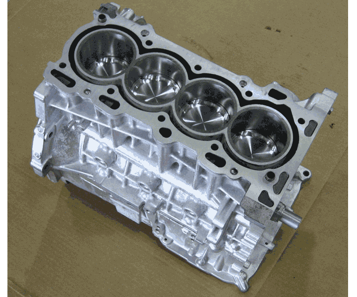 MWR Built Short Block - Toyota 1ZZ-FE