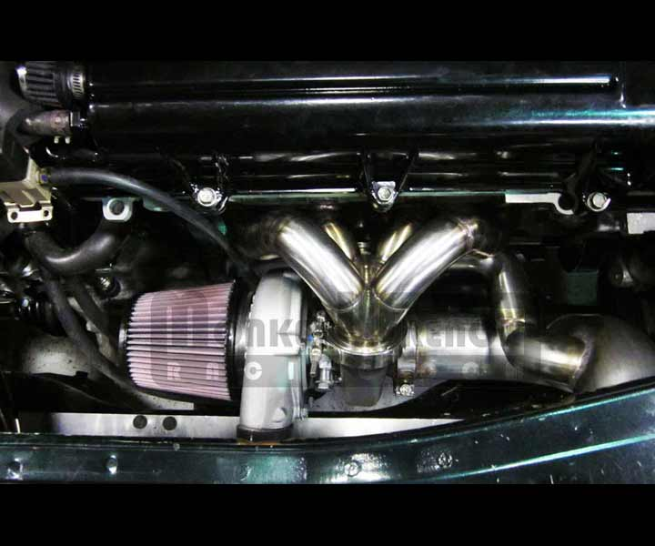 MWR Turbo Setup Kit - GT28RS through GT35R - MR2 Spyder MRS 1ZZ