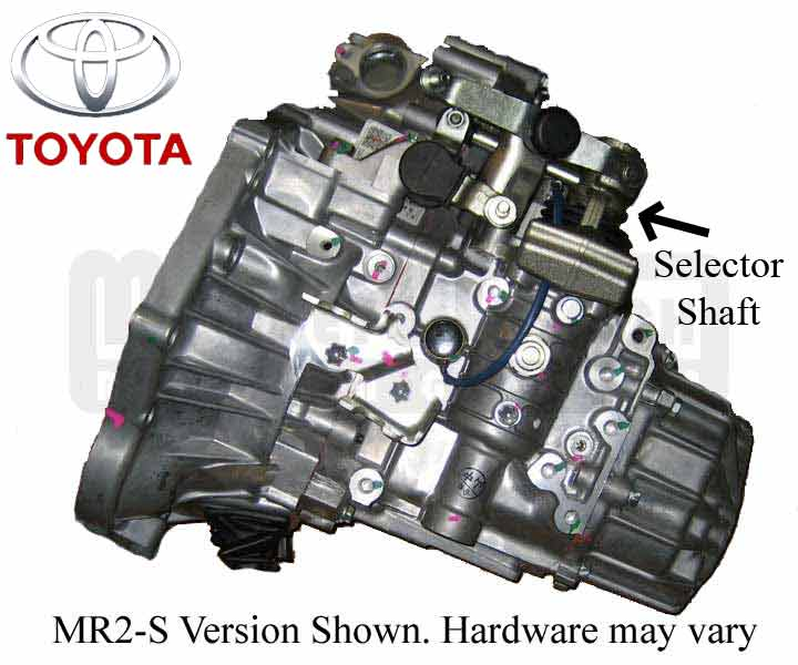 MWR Toyota Transmission - Matrix/Corolla 6-spd 3.9:1 non-LSD-New