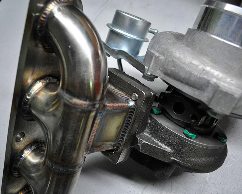 1ZZ Manifold with Turbo