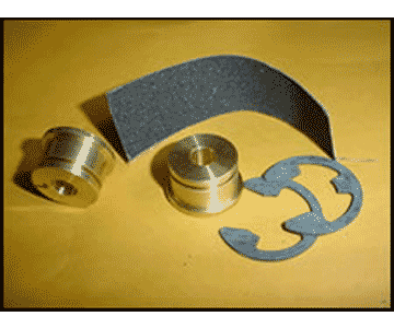 Speed Source Shifter Cable Bushing Set - Toyota ZZ engines