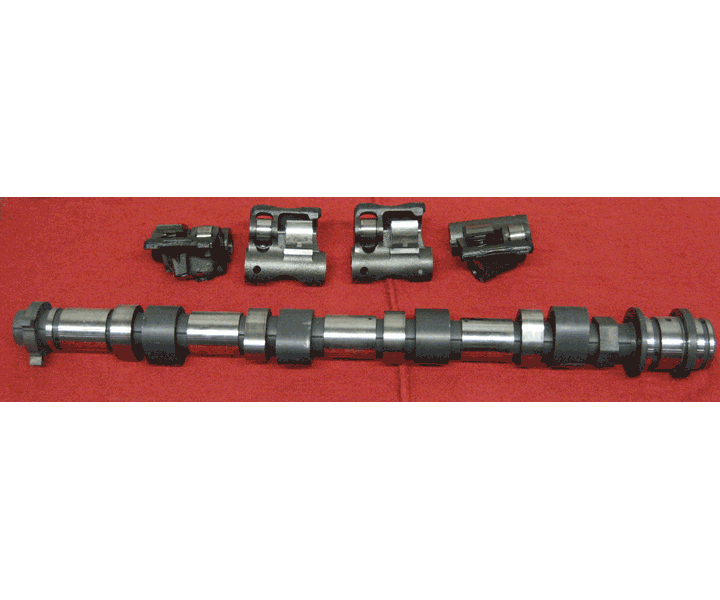 Toyota OEM Exhaust Camshaft and Rocker Set (4) - 2ZZ-GE