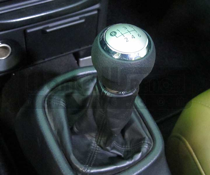 TRD Shift Knob-Toyota MR2-S Celica Matrix/Corolla-6-spd Grippy