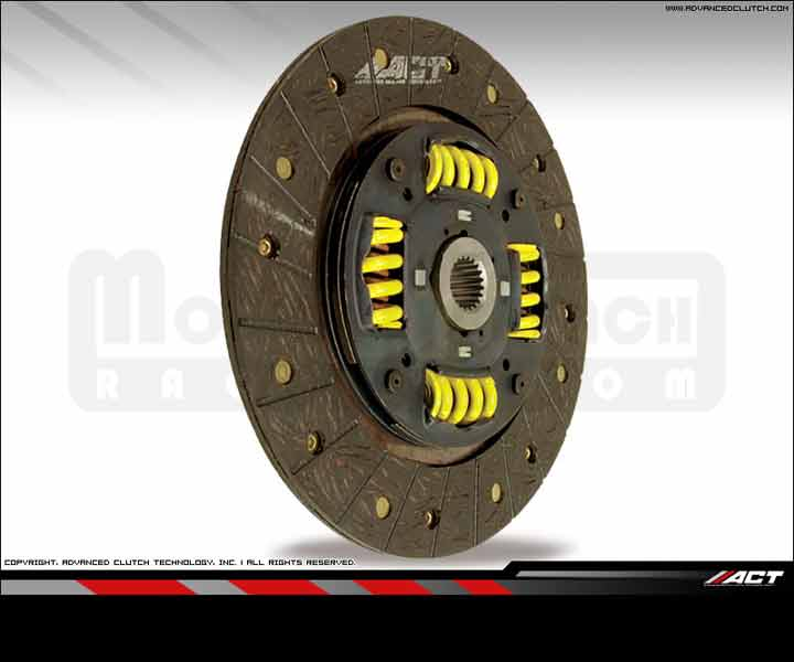 ACT Clutch Disc - SS Street - Toyota 2ZZ/1ZZ All