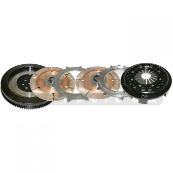 Competition Clutch 1zz 2zz All St3 Segmented Ceramic