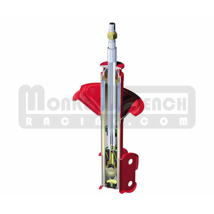 Front Right Toyota Celica Suspension Strut Assembly Kyb Gr: KYB AGX Front Strut (Left)