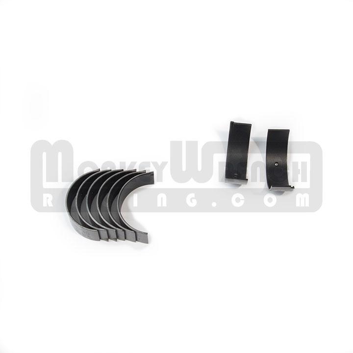MWR Coated Rod Bearing Set (4) - Toyota 1ZZ-FE Std