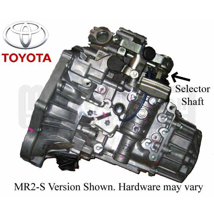 MWR Toyota Transmission - MR2 Spyder 6-spd 4 5:1 non-LSD - New