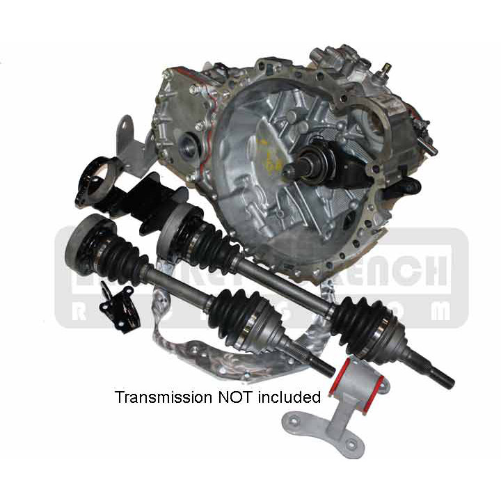 MWR Install Kit - MR2-T E153 Transmission - Toyota MR2-S 00-05