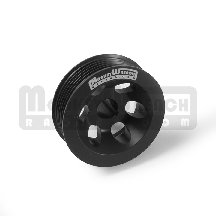Kavs Lightweight Supercharger Pulley: MWR Supercharger Pulley