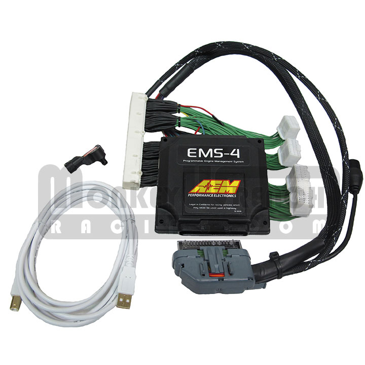 MWR AEM EMS4 ECU Kit – Corolla Matrix Vibe 05-08 1ZZ | Monkeywrench Spark Plug Wiring Diagram Toyota Zz Fe on