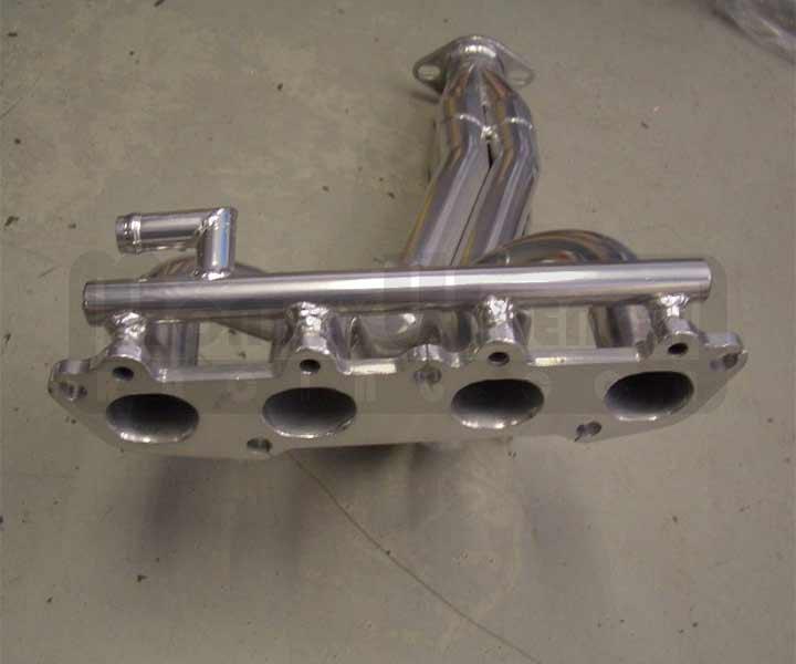 PPE Header-Celica/Corolla/Matrix 2ZZ - Stainless - Air Inj