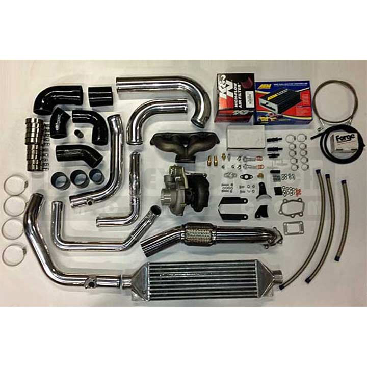 TKC Turbo Kit - Corolla 09-13 1 8L 2ZR-FE