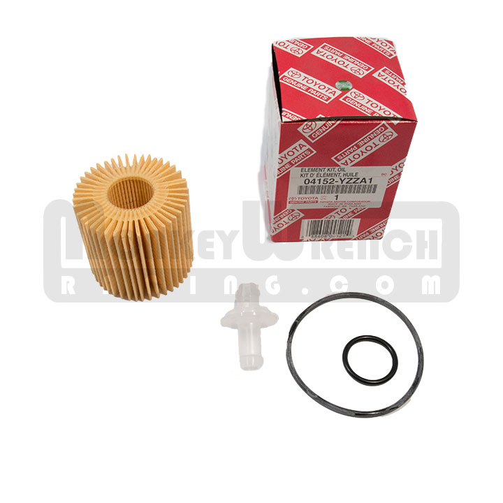 toyota oem oil filter toyota lotus 3 5l 2 5l 2 7l monkeywrench racing. Black Bedroom Furniture Sets. Home Design Ideas
