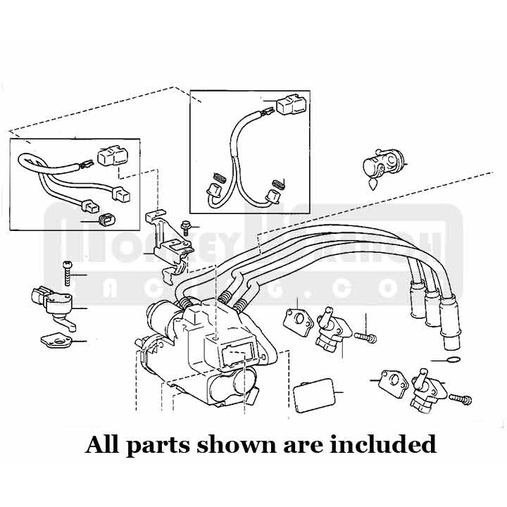 Toyota Mr2 Parts Diagrams