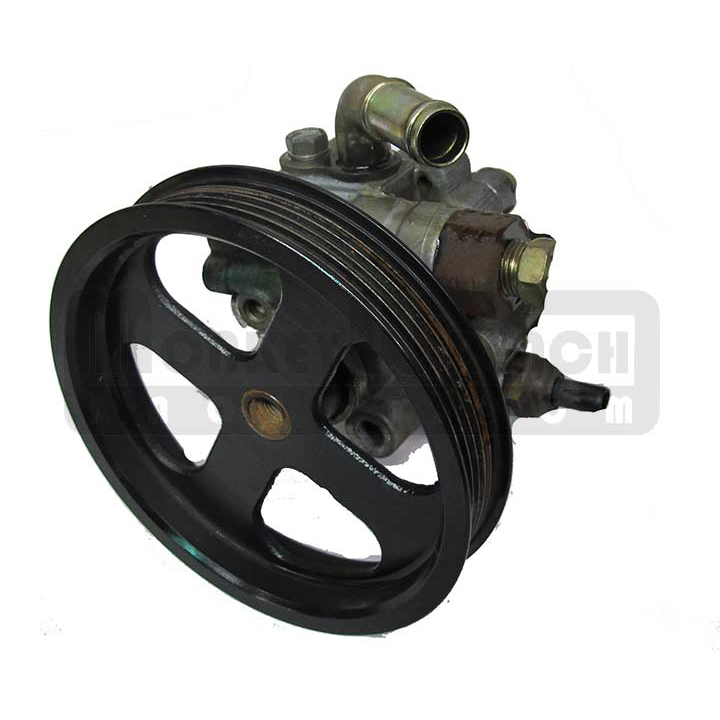 Well Auto 21-5276 New Power Steering Pump w//Pulley 01-05 Toyota Rav4