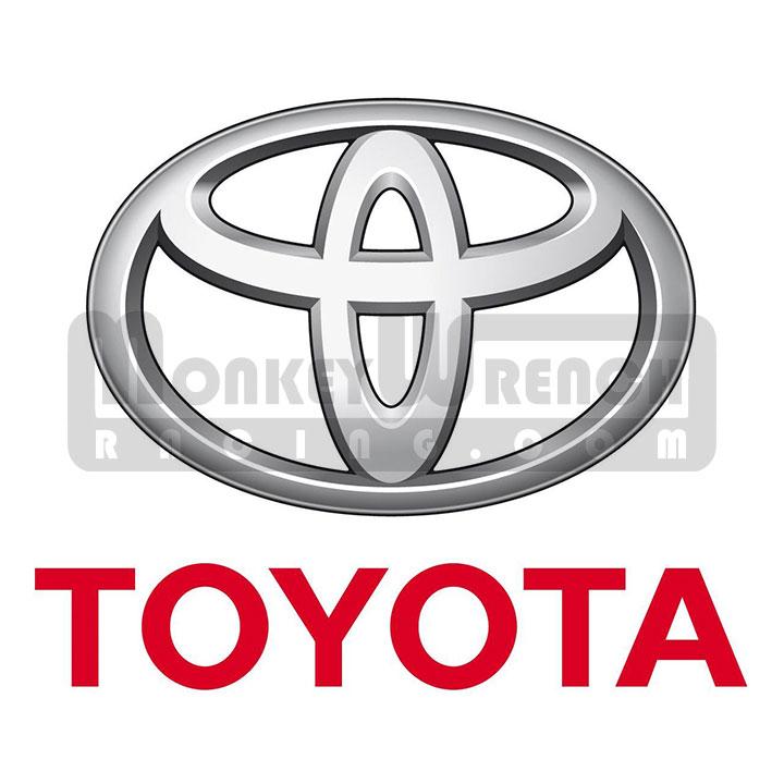 Toyota OEM Fuel Injector O-rings (4) - 1ZZ 2ZZ