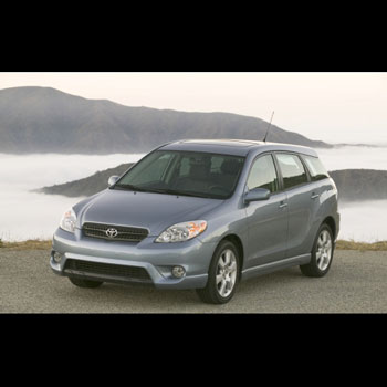Toyota Corolla & Matrix 03-08