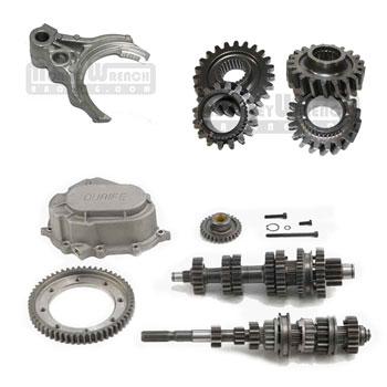 Gear Sets, Gears & Synchros