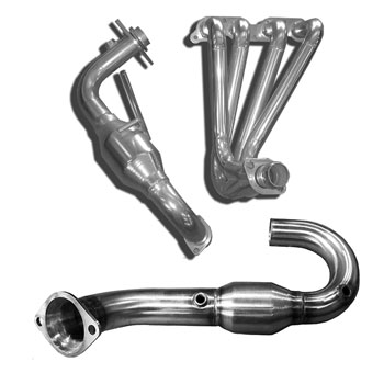 Headers & Cat Pipes