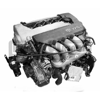 Complete Used Engines