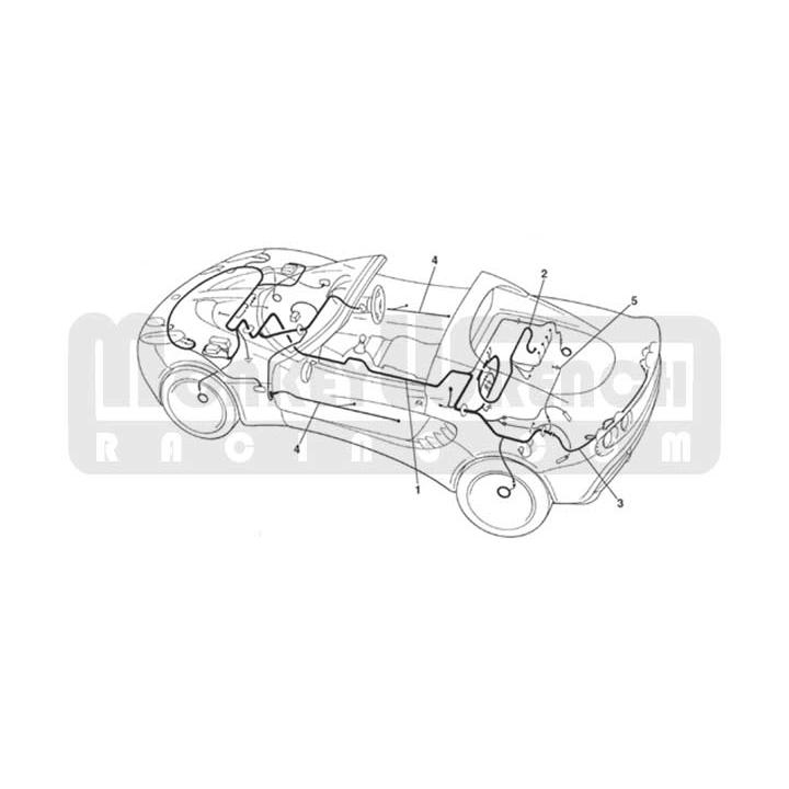 2011 Lotus Elise Suspension: Lotus Elise 111r Wiring Diagram