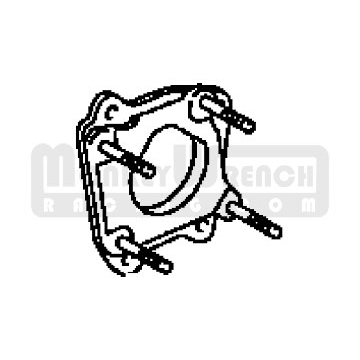 Toyota Oem Throttle Body Gasket