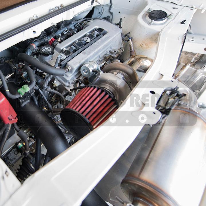 MWR Turbo Kit - GT28XX - Toyota MR2 Spyder 2ZZ Swap 00-05