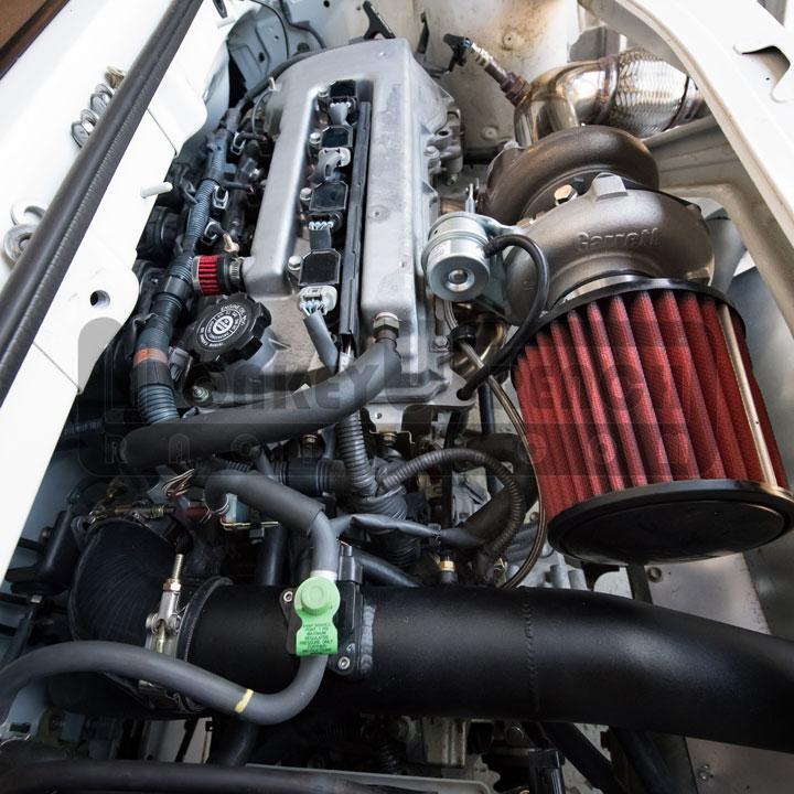 mr2 turbo spyder toyota 2zz swap kit mwr racing supercharger kits monkeywrench