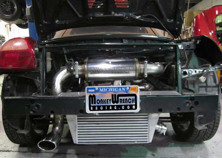 Mwr Turbo Kit Gt Gtx 28 30 35 Toyota Mr2 S 2zz Ge