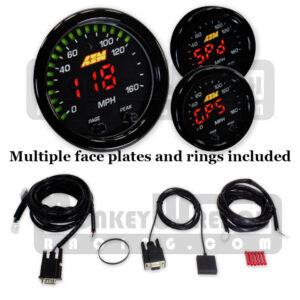 AEM Gauge - X-Series - GPS Speedometer