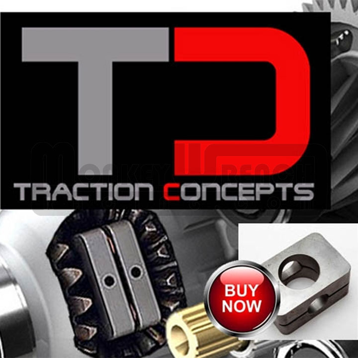 Traction Concepts LSD Conversion - 2GR-FE Automatic 6-speed