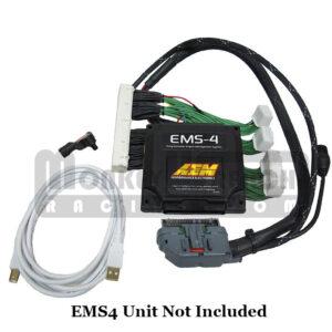 MWR AEM EMS4 Harness, MAP Sensor, Base Map Combo - Multiple Toyota  Applications