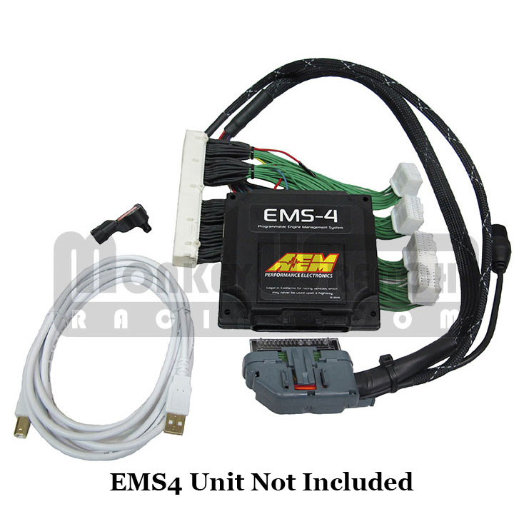 Mwr Aem Ems4 Harness  Map Sensor  Base Map Combo