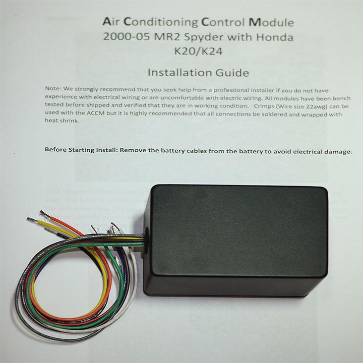 Honda Monkey Wiring Harness : Map air conditioning control module mr spyder honda k