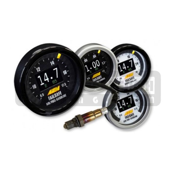 AEM 30-4911 Flex Fuel Fail Safe Gauge