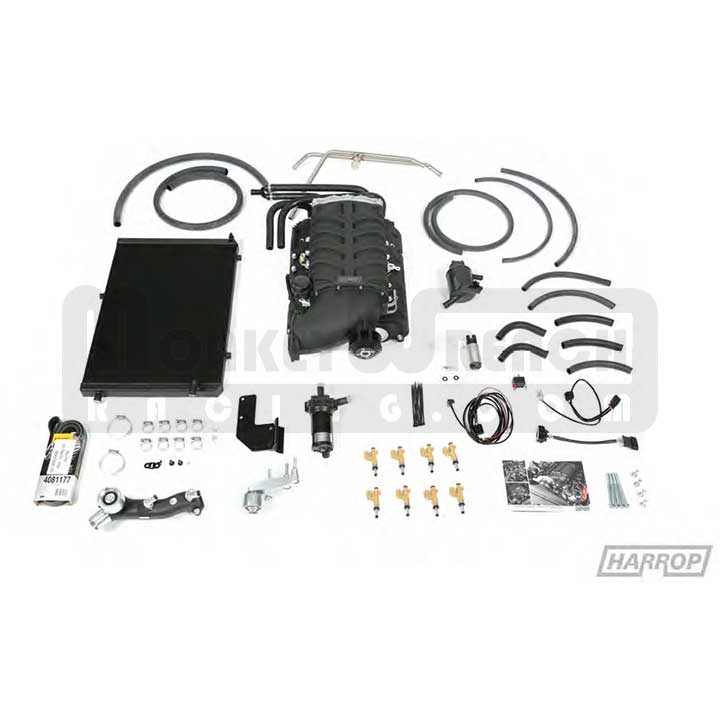 Harrop Supercharger Kit - Toyota Tundra 2007-17 5 7L - Complete