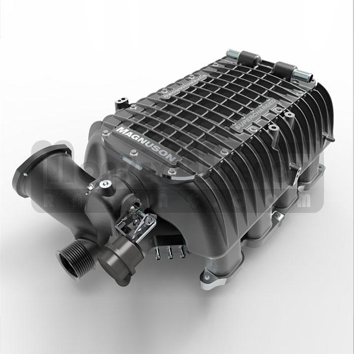 Toyota Tundra Supercharger >> Magnuson Supercharger Kit Toyota Tundra 5 7l 2007 18 Exc Flex Fuel